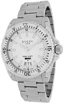 Gucci Dive Collection YA136302 Men's Stainless Steel Analog Watch