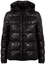 Fendi Tonal Brocade Down Jacket