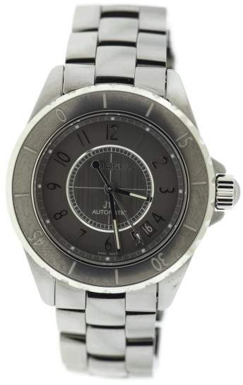 Chanel J12 Chromatic H2979 Ceramic/Titanium Automatic 38mm Unisex Watch