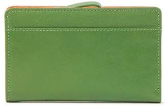 Tusk Snap Indexer Leather Wallet