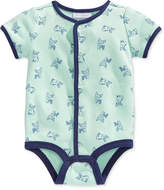 First Impressions Dog-Print Creeper, Baby Boys', Only at Macy's