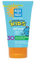 Kiss My Face Kids Natural Mineral Sunscreen Lotion, SPF 30