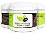 Honeydew Coconut Cellulite Cream with Caffeine - Natural Stretch Mark Treatment - Best Body Firming and Tightening Cream - Anti Aging Moisturizer for Men and Women - UV Damage Wrinkle Repair