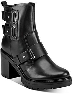 Marc Fisher Women's Dream Block Heel Boots