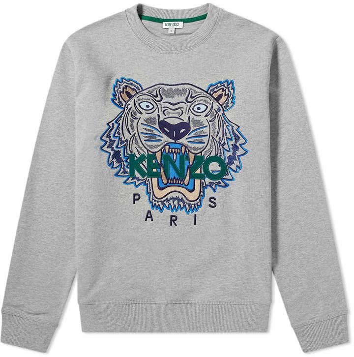 08cac627 Kenzo Gray Men's Sweatshirts - ShopStyle