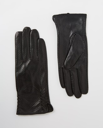 Morgan & Taylor Georgia Leather Gloves