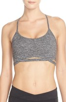 Free People Women's 'Infinity' T-Back Sports Bra