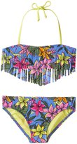 Roxy Big Girls' Hot Tropics Fringe 2 Piece Set