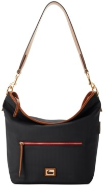 Dooney & Bourke Wayfarer Nylon Small Hobo Crossbody
