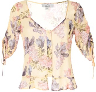 We Are Kindred Stevie sweetheart blouse