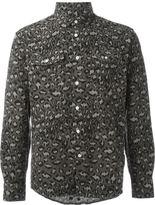 Soulland 'Tom' shirt - men - Cotton/Polyester/Viscose - L