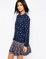 Pepe Jeans Peggie Ditsy Print Dress