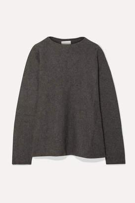 LAUREN MANOOGIAN Alpaca-blend Sweater - Anthracite