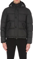 HUGO BOSS Quilted down shell jacket
