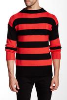 Hunter Striped Wool Sweater