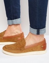Original Penguin Slip On Plimsolls