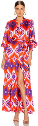 Alexis Dominica Dress in Kaleidoscope | FWRD