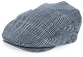 Brixton Men's Barrel Driving Cap - Blue