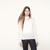 Maje Knit sweater with lurex yarn