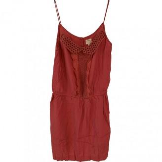 Gat Rimon Red Viscose Dresses