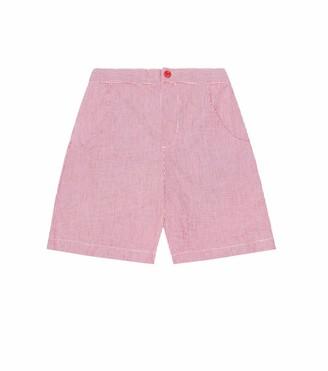 Rachel Riley Striped cotton shorts