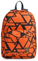 Tea Collection Boy's Scots Triangle Backpack - Orange