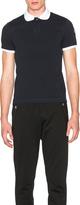 Moncler Short Sleeve Polo