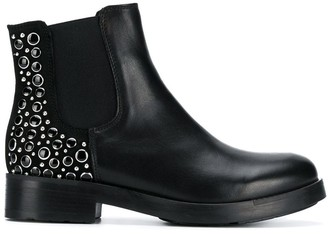 Tosca Studded Ankle Boots