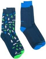 Diesel two pack of socks