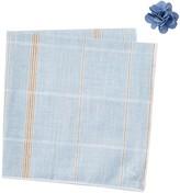 Alara Upland Pocket Square & Lapel Pin Set