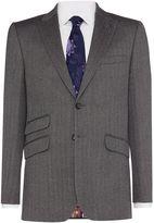 Ted Baker Fordjak Herringbone Suit