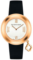 Van Cleef & Arpels Charms Pink Gold Watch, 38mm