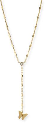 Jennifer Zeuner Jewelry Bailey Lariat Necklace