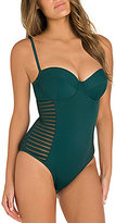 Miraclesuit Amoressa by Back on Track Sideways Underwire One-Piece