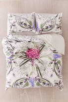 Urban Outfitters Elle Floral Scarf Duvet Cover