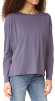 Vince Relaxed Long Sleeve Top