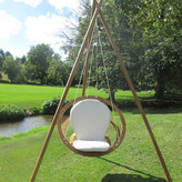 Bambrella Circa Swing Chair with Stand