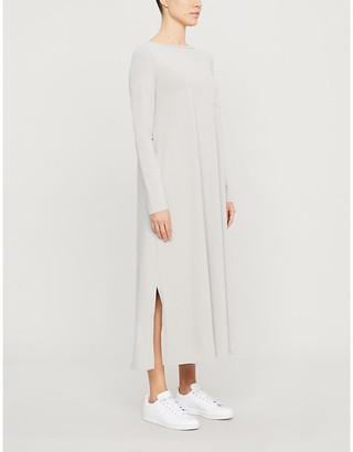 Max Mara Gaveta stretch-cotton jersey maxi dress