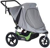 BOB Strollers Sun Shield Swivel Wheel - Gray - 2016 - Double