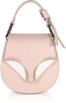 Giaquinto Leather Daphne Mini Shoulder Bag