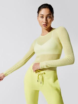 NSF Zuli Crewneck Long Sleeve Sweater