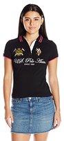 U.S. Polo Assn. Juniors Embellished Quilted Shoulder Shirt