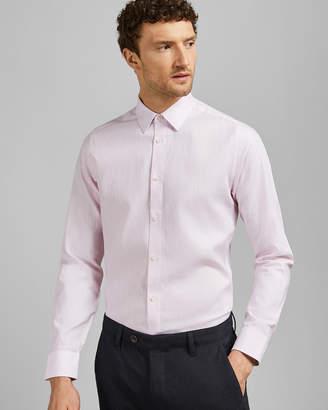Ted Baker RAVIOLI Cotton striped shirt