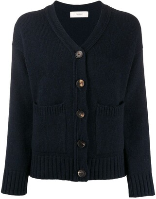 Pringle Patch-Pocket Cardigan
