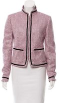 Escada Wool Tweed Jacket