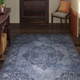 World Menagerie Bohan Hand Hooked Wool Rust Area Rug Shopstyle