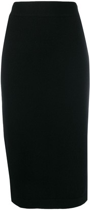 Tom Ford Plain Pencil Skirt