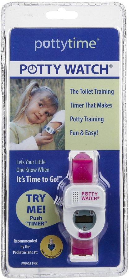 Potty Time Potty Watch - Pink