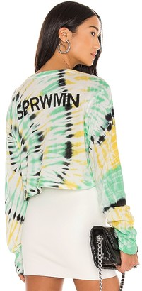 Sprwmn Logo Long Sleeve Tee