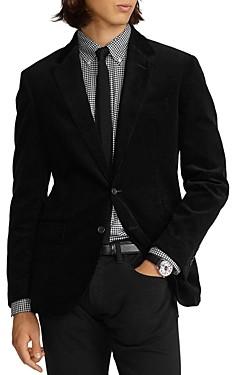 Polo Ralph Lauren Fine Wale Corduroy Trim Fit Suit Jacket